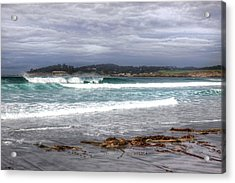 Wintertide  Acrylic Print by Kandy Hurley
