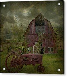 Wisconsin Barn 3 Acrylic Print
