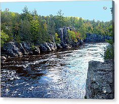 Wisconsin Shores 1 Acrylic Print