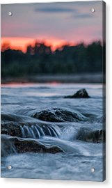 Wish You Are Here Acrylic Print by Davorin Mance