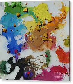 Wishee Washee Acrylic Print