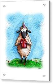 Wishing Ewe  Acrylic Print
