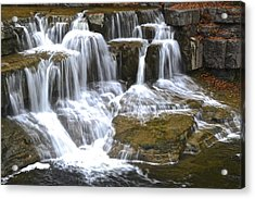 Wishy Washy Acrylic Print by Frozen in Time Fine Art Photography