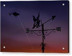 Witch Hunt Acrylic Print