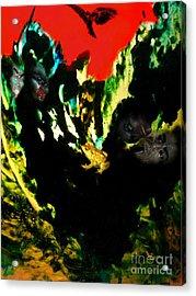 Witches' Sabbath Acrylic Print