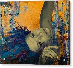 Within Temptation Acrylic Print by Dorina  Costras