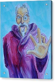 Wizard Acrylic Print