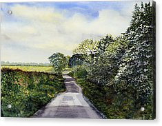 Woldgate - Late Spring Acrylic Print