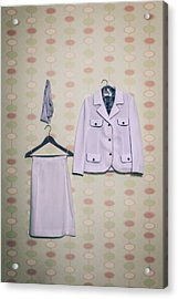Woman's Clothes Acrylic Print by Joana Kruse