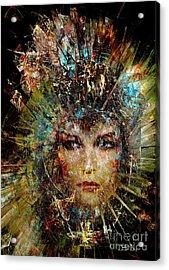 Women 377-07-13 Marucii Acrylic Print