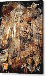 Women 383-07-13 Marucii Acrylic Print