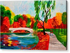 Wonderful Season Acrylic Print