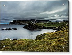 Wonders Of Ireland Acrylic Print by Creative Mind Photography