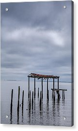 Won't Let Go Acrylic Print by Jon Glaser