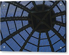 Wooden Dome Acrylic Print