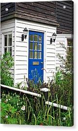 Wooden House Acrylic Print