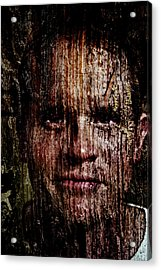 Woodland Kin Acrylic Print by Christopher Gaston