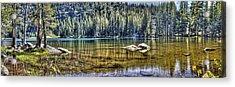 Woods Lake 3 Acrylic Print