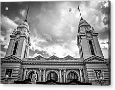 Worcester Union Station Acrylic Print