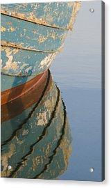 Work Boat Acrylic Print
