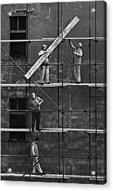 Workers 2 Acrylic Print