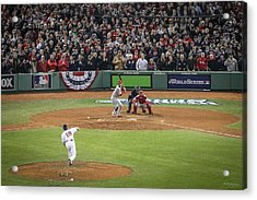 World Series Game Six 2 Acrylic Print