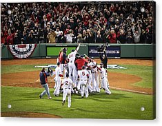 World Series Game Six 5 Acrylic Print