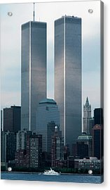 World Trade Center Acrylic Print by KG Thienemann