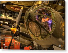 World War 2 Bomber Acrylic Print