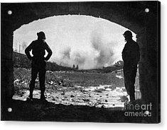 World War 2 Acrylic Print by Brian Roscorla