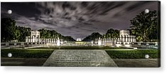 World War II Memorial Acrylic Print