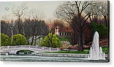 World's Fair Pavilion Acrylic Print