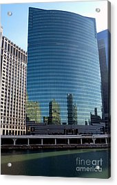 World's Most Beautiful Building Acrylic Print by David Bearden