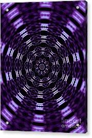 Wormhole Acrylic Print