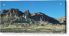 Acrylic Print featuring the photograph Western Landscape by Eunice Miller