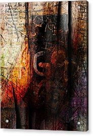 Wounded  Acrylic Print