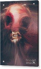 Wraith Of The Monstrous Minotaur Acrylic Print by Jorgo Photography - Wall Art Gallery