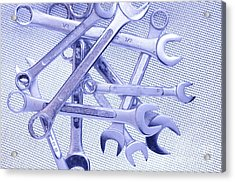 Wrenches Acrylic Print