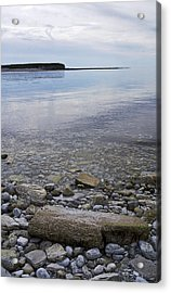 Acrylic Print featuring the photograph Wright Isld From Naked Isls by Arkady Kunysz
