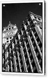 Wrigley Building - 05.16.10_144 Acrylic Print by Paul Hasara
