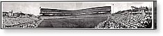 Wrigley Field 1929 Panorama Acrylic Print by Benjamin Yeager
