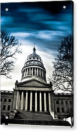 Wv State Capitol Building Acrylic Print