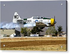 Wwii Fighter 1 Acrylic Print