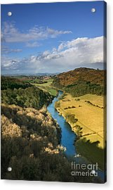 Wye Valley From Symonds Yat Acrylic Print by Rod McLean