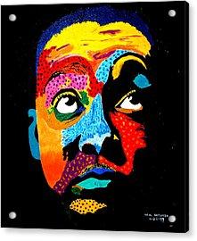 Wynton Marsalis Acrylic Print