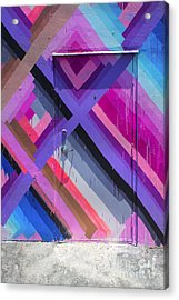 Wynwood Door Series 16 Acrylic Print