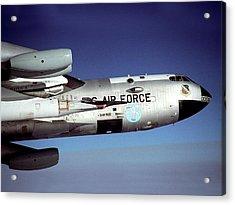 X-43 Supersonic Test Plane Acrylic Print