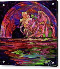 Xanadu Portal Acrylic Print by Michael Durst