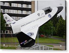 Xcor Lynx Commercial Rocketplane Acrylic Print
