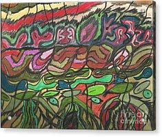 0059 Xiaos En Embuscade Acrylic Print by Essel Emve